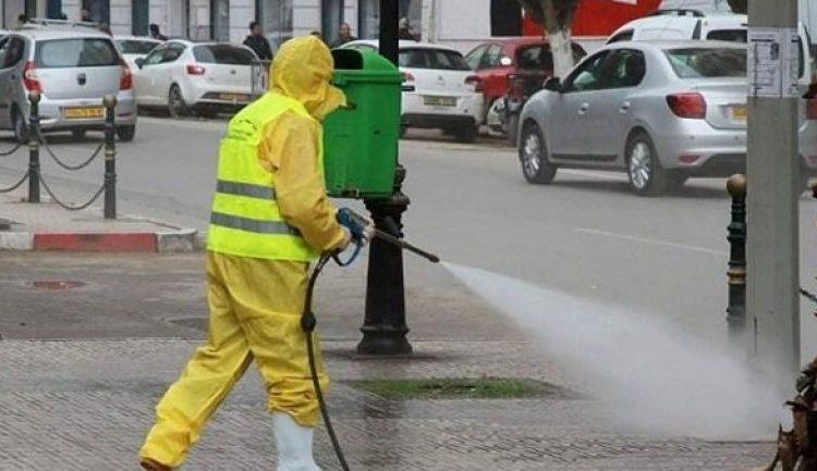 مؤسسة النظافة الحضرية وحماية البيئة بالعاصمة نشاطات مكثفة لمرافقة ظروف الجائحة