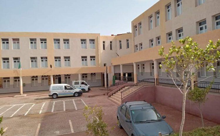 تواصل عمليات التعقيم عبر بلديات الجزائرلتجهيز مراكز الإمتحان