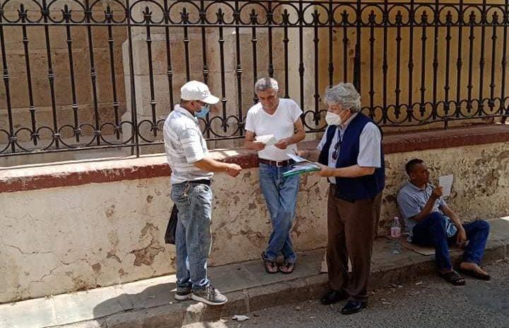تواصل مؤسسة النظافة الحضرية وحماية البيئة لولاية الجزائر حملاتها التحسيسيةحول باعوض النمرومكافحة فيروس كورونا