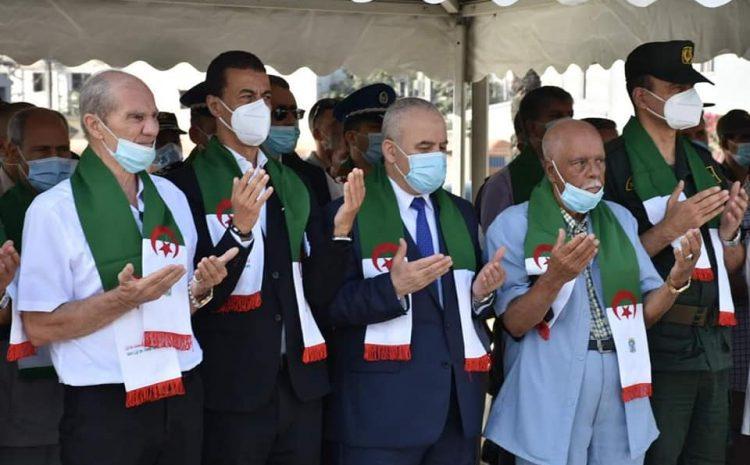 الإحتفاء باليوم الوطني للمجاهد