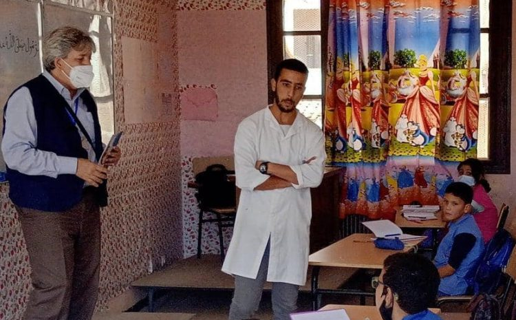 حملات تحسيسية توعوية على مستوى المدارس الإبتدائية لولاية الجزائر